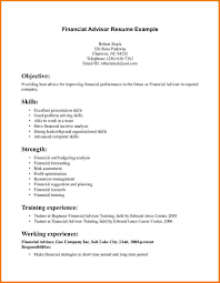 financial advisor resume template resume builder advisor resume sample financial advisor resume financial advisor iiwsvwog