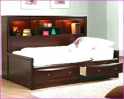 Bed Frames With Storage Full Bed With Storage Queen Bed Frame On ...