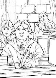 Kleurplaat Enzoknol Ausmalbilder Harry Potter Und Die Kammer Des