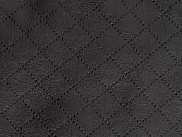 laser cut faux leather material