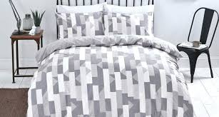 sainsburys duvet covers home geometric abstract duvet cover sainsburys duvet covers white