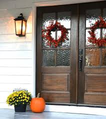 painted double front door. Exterior Double Front Doors Our Painted Porch Wood With Glass Lowes Door O