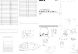 The Designation G200 On An Electrical Schematic Indicates What 311c U Excavator Electrical Schematic Used In Service Manual