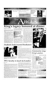 Page 1 - Student and Alumni News Periodicals (Illinois Wesleyan University)  - CARLI Digital Collections