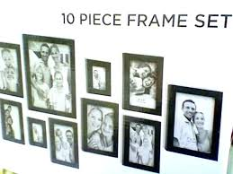 photo frame wall set white picture sets for gallery frames awesome