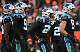 Panthers Depth Chart 17 After Re Signing Of Eric Reid Carolina Panthers Off Season