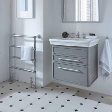 imperial etoile canterbury large wall hung vanity unit basin