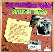 Image First Grade Amazoncom The Partridge Family Bulletin Board Amazoncom Music