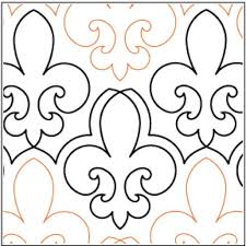 Fleur quilting pantograph pattern by Lorien Quilting & Fleur-quilting-pantograph-pattern-Lorien-Quilting ... Adamdwight.com