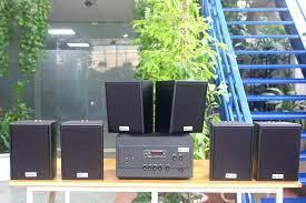 SIÊU RẺ] Dàn âm thanh quán cafe: A907 + 6 V25C, Giá siêu rẻ 9,999,000đ! Mua  liền tay! - SaleZone Store