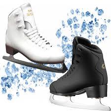 Graf Bolero Size Chart Details About Graf Bolero Figure Skates Complete Set Free Skate Sharpening Express Del