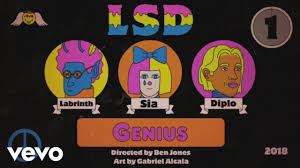 watch sia diplo and labrinth team up for new collaboration share trippy
