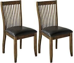ashley furniture signature design stuman dining side chair b back set of 2