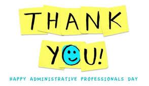 Administative Day Administrative Appreciation