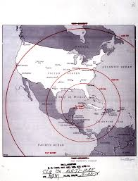 sandypoint the cia s missile range map during the n missile  american war