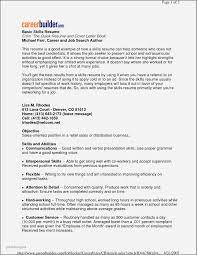 Example Of Resume Technical Skills Elegant Best Behaviour Log