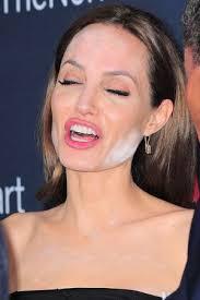 Angelina Jolie, Miley Cyrus, Claudia Winkleman: Make-up disasters - Showbiz Feature - Digital Spy - angelina-jolie-normal-heart