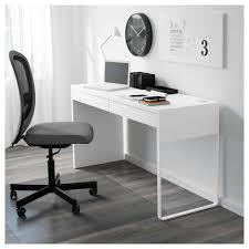 micke desk white 142x50 cm ikea