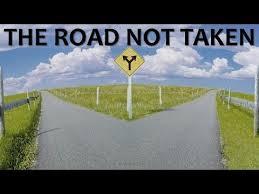 the road not taken poem cbse icse