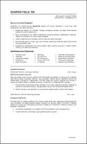 Labor And Delivery Nurse Resume Examples Of Resumes Is One The Best
