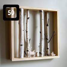 Christmas Decorating 12 Days Of Christmas Natural Luxe U2014 GLAMOUR Wooden Branch Christmas Tree