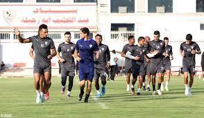 قناة TEN   لقطات من تدريبات نادي #الزمالك اليوم استعدادًا لمواجهة  الإسماعيلي في الدوري المصري
