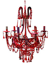 squint limited the red cut glass chandelier pertaining to attractive house red glass chandelier ideas