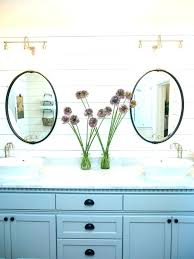 excellent best paint colors for small powder rooms amazing oval vanity mirror oval vanity mirror on