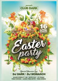 Easter Party Flyer Magdalene Project Org