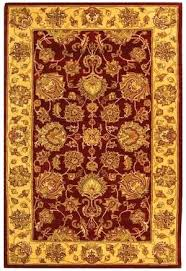 heritage red gold area rug and rugs