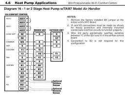 york heat pump wiring diagram wiring diagram and schematic design york thermostat wiring diagram wellnessarticles