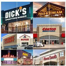 Hobby Lobby Costco Dicks Among Many Retailers Coming To New
