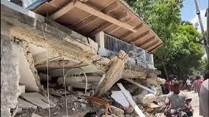 Viele Tote bei Erdbeben in Haiti