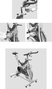 star trac v bike spinner spinner pro