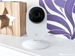 Yi Home Camera is a great security device for your home with a ...