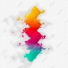 Splash Design Beautiful Colorful Color Splash Design Color Abstract