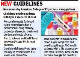 Indian Doctors Question New Global Norms For Diabetes