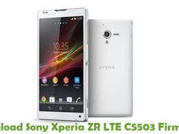 Download Sony Xperia ZR LTE C5503 ...