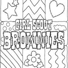 Small Picture Brownie Story Printable Crafty Chick Brownie Meeting 14 My
