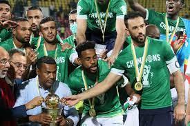 الرجاء المغربي بطلا للكونفدرالية الأفريقية