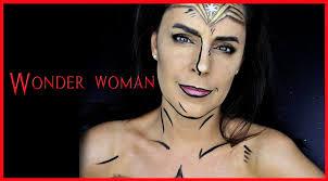 wonder woman face paint best of facepaint tutorial of wonder woman silvia quir³s
