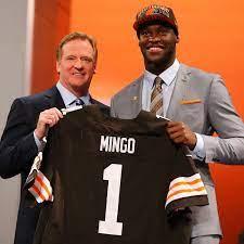 Falcons LB Barkevious Mingo posts $25k ...