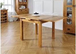 country oak 90cm to 160cm extending dining table spring