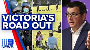 Victorian premier dan andrews made the announcement this afternoon. Coronavirus Victoria S Roadmap Out Of Lockdown Business Health And Education 9news Australia Youtube