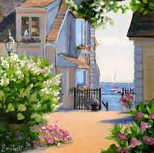 seascape painting a cape cod paradise by laura lee zanghetti