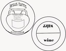 Jesus Turns Water Into Wine This
