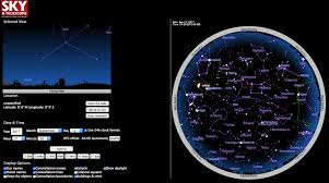 Ipad Star Chart App Meet The New Interactive Sky Chart Sky Telescope