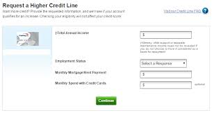 ask for a credit limit increase request a credit increase rome fontanacountryinn com