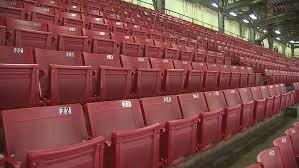 Stampede Corral Gets Send Off By Calgary Hockey Veterans