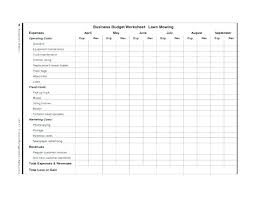 New Business Budget Template Metabots Co